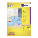 Avery L7676-100 printer label White Self-adhesive printer label
