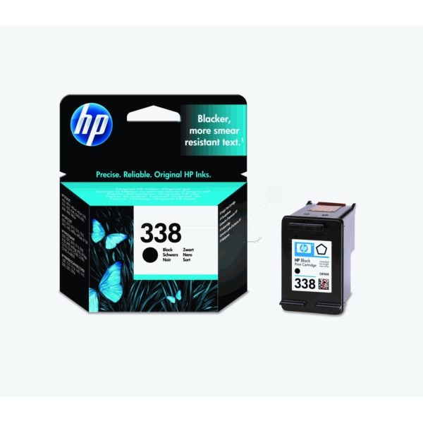 HP C8765EE (338) Printhead black, 450 pages, 11ml