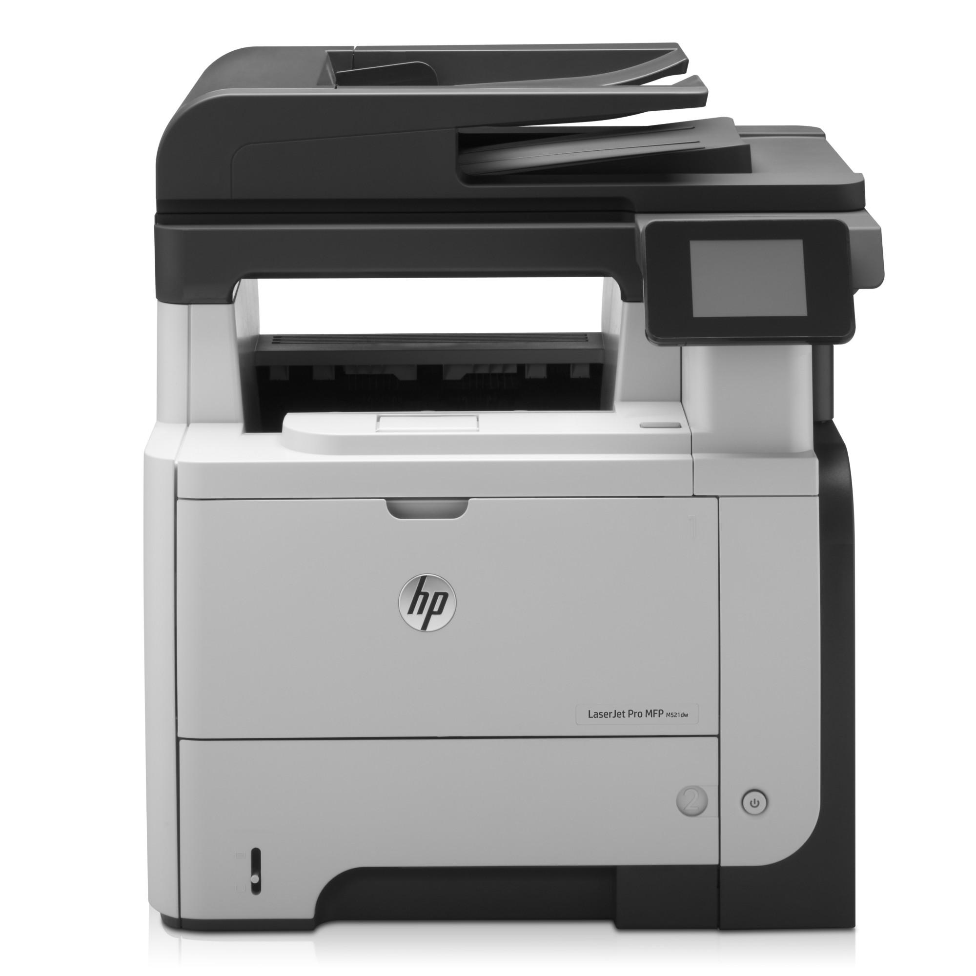 HP LaserJet Pro M521dw Laser 1200 x 1200 DPI 40 ppm A4 Wifi
