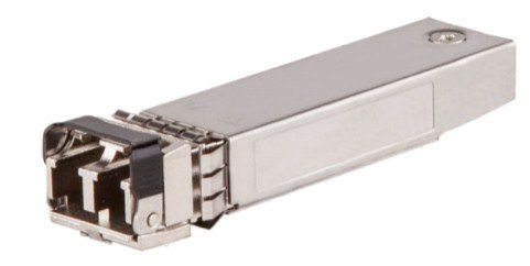 Hewlett Packard Enterprise Aruba 10G SFP+ LC LR 10km SMF network transceiver module Fiber optic 10000 Mbit/s SFP+