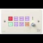 SY Electronics SY-KP8V-BW matrix switch accessory
