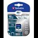Verbatim 16GB Pro U3 SDHC 16GB SDHC UHS Class 10 memory card