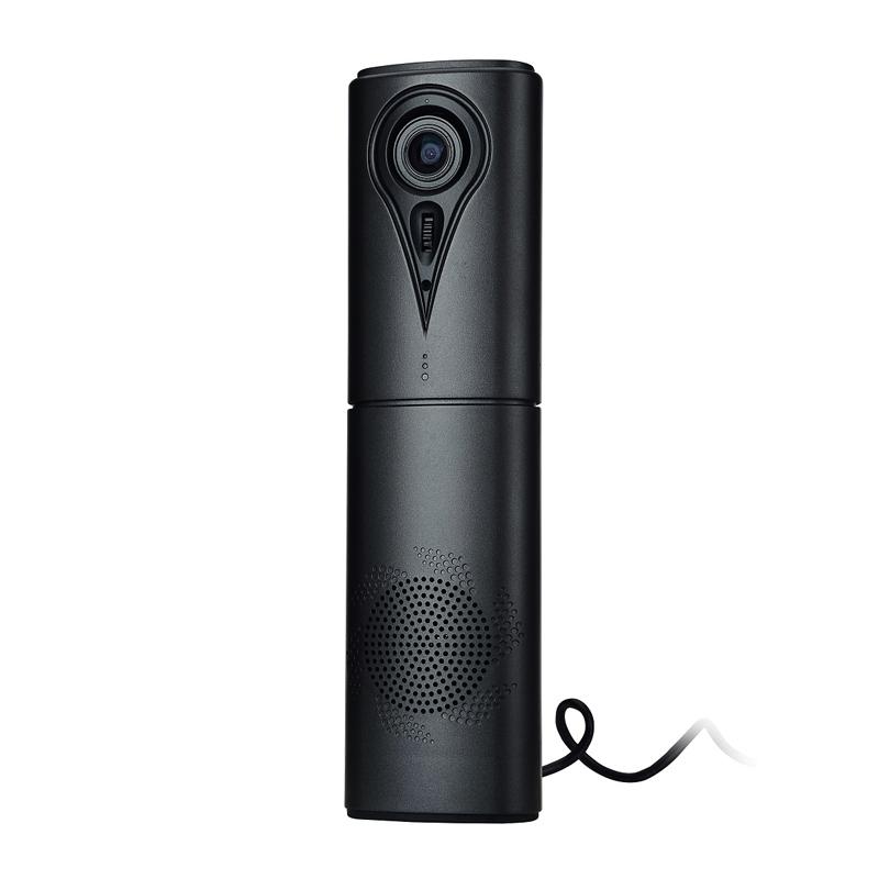 """EDIS EM105 video conferencing camera 2.1 MP Black 1920 x 1080 pixels 25 fps CMOS 25.4 / 2.9 mm (1 / 2.9"""")"""
