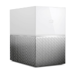 WESTERN DIGITAL WD Elements 16TB My Cloud Home Duo Desktop External Hard Drive - Black Plug & Play for Windows 10/8.