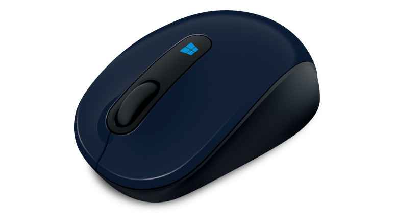 Microsoft Sculpt Mobile mouse RF Wireless BlueTrack 1000 DPI Ambidextrous