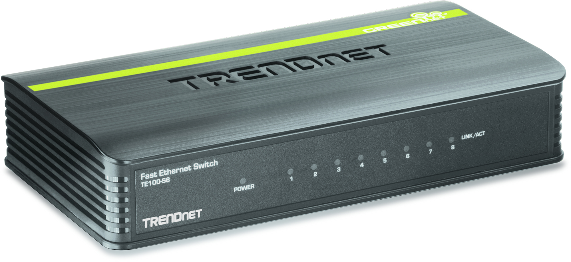 Trendnet 8-Port 10/100Mbps Switch Unmanaged