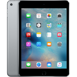 Apple iPad mini 4 128GB 3G 4G Grey tablet