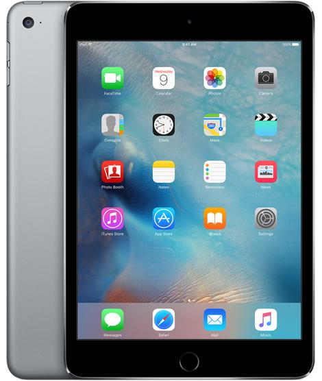 Apple iPad mini 4 32GB 3G 4G Grey tablet