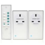 Lightwave LW301WH smart plug White 300 W