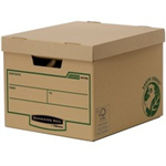 Bankers Box Fellowes Bankers Box Earth Series Heavy Duty Standard Box Ref 4479901 [Pack 10]