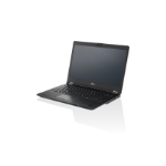 "Fujitsu LIFEBOOK U748 Black Notebook 35.6 cm (14"") 1920 x 1080 pixels 1.60 GHz 8th gen Intel® Core™ i5 i5-8250U"