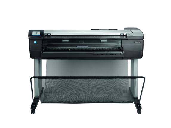 HP Designjet T830 24-in large format printer Colour 2400 x 1200 DPI Inkjet Wi-Fi