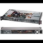 Supermicro CSE-505-203B 1U server barebone