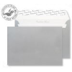 Blake Creative Shine Metallic Silver Peel and Seal Wallet C5 162x229mm 130gsm (Pack 500)