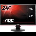 "AOC Gaming G2460PF computer monitor 59,9 cm (23.6"") Full HD LED Flat Mat Zwart"