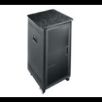 Middle Atlantic Products PTRK-2126MDK rack cabinet 21U Freestanding rack Black