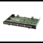 Hewlett Packard Enterprise R0X38B network switch module Gigabit Ethernet