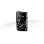 "Canon IXUS 285 HS 1/2.3"" Compact camera 20.2 MP CMOS 5184 x 3888 pixels Black"