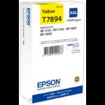 Epson Ink Cartridge XXL Yellow