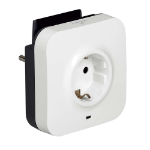 C2G 80790 1AC outlet(s) White surge protector