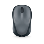 Logitech M235 mice RF Wireless Optical 1000 DPI Ambidextrous Grey