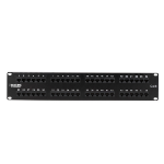Black Box JPM648A patch panel 2U