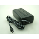MicroBattery MBA1200 Indoor Black power adapter/inverter