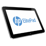 HP ElitePad 900 G1 32GB Black,Stainless steel