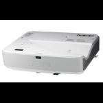 NEC U321H data projector 3200 ANSI lumens DLP 1080p (1920x1080) 3D Desktop projector White