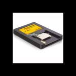 "DeLOCK 2.5"" Drive SATA SATA Black card reader"