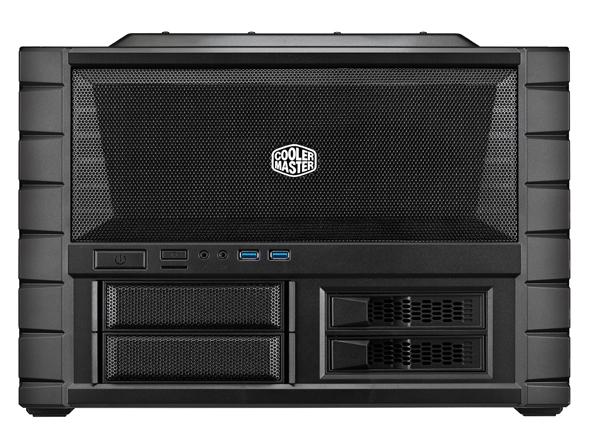 Cooler Master HAF XB EVO Cube Black computer case