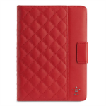 Belkin Quilted Cover Case with Stand for Apple iPad Air Rose