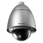 Panasonic WV-CW590 CCTV security camera Outdoor Dome Silver