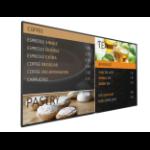 "Philips Signage Solutions BDL4990VL Digital signage flat panel 48.5"" LED Full HD Black"