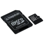 Kingston Technology microSDHC Class 10 UHS-I Card 32GB 32GB MicroSDHC UHS-I Class 10 memory card