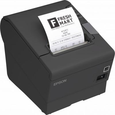 Epson TM-T88V (051): Powered USB, w/o PS, EDG