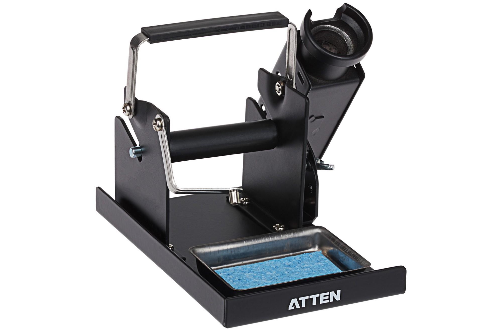 ATTEN TJ-228 Soldering Iron Stand & Tin Solder Wire Rack Dispense