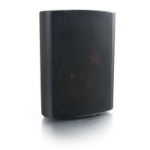 C2G 39905 loudspeaker 2-way 30 W Black Wired