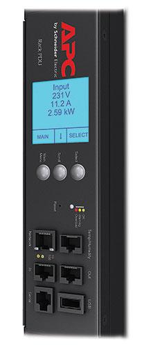 APC AP8659EU3 power distribution unit (PDU) 0U Black 24 AC outlet(s)
