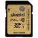 Kingston Technology SDXC Class 10 UHS-I 256GB 256GB SDXC Flash Class 10 memory card