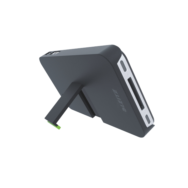 Leitz Complete Case With Stand Black For iPhone 4/4s
