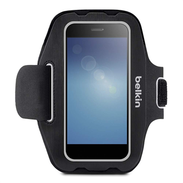 Sport Fit Universal Armband Bis 5in Black