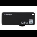 Toshiba THN-U365K1280E4 USB flash drive 128 GB USB Type-A 3.2 Gen 1 (3.1 Gen 1) Black