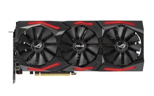 ASUS ROG -STRIX-RTX2060S-A8G-GAMING GeForce RTX 2060 SUPER 8 GB GDDR6