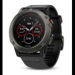 Garmin Fenix 5X Sapphire Bluetooth 240 x 240pixels Black, Grey sport watch