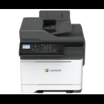 Lexmark CX421adn Laser 23 ppm 2400 x 600 DPI A4