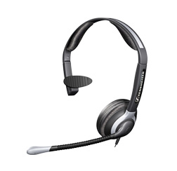 Sennheiser CC515 Headset mobile headset Binaural Black,Silver