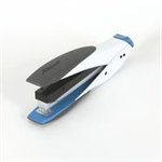 Rexel Easy Touch Low Force Full Strip Stapler White/Blue