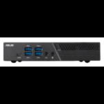 ASUS PB50-BBR008MD PC/workstation barebone Socket FP5 3550H 2.1 GHz