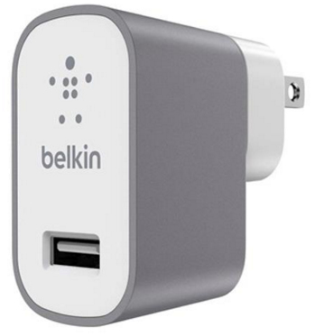 Belkin F8M731DRGRY mobile device charger